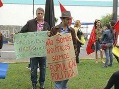 #Protestos: Manifestantes aproveitam desfile cívico para protestar em Assis   Desfile fazia parte da comemoração de 108 anos da cidade. Segundo a polícia, cerca de 200 pessoas participaram do ato. http://mmanchete.blogspot.com.br/2013/07/manifestantes-aproveitam-desfile-civico.html#.UdG82flQGSo