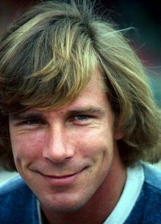 James Hunt (1947 - 1993). (ph: © Sutton).