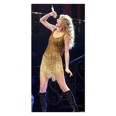 Taylor Swift's Sparkly Sequin Dresses US Weekly ❤ liked on Polyvore featuring taylor swift and dresses
