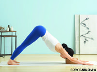 Yoga for Anxiety | Try this Sequence of Tension-Taming Yoga Poses
