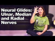 Neural Glides for Ulnar, Median & Radial Nerves - Ask Doctor Jo - YouTube