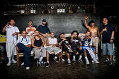 Killers on a Shoestring: Inside the Gangs of El Salvador - The New York Times