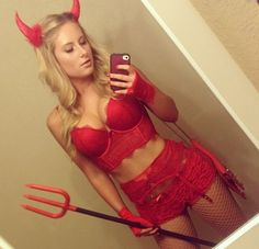 Devil costume!