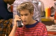 Do you remember Saved By The Bell?  Do you remember huge cell phones?