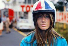 francoise hardy, ultimate moto babe