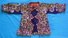 Child's Ahir Coat from India ...photo by Karen Elwell