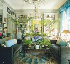 Paris apartment of KK Auchincloss in World of Interiors, November 2012