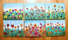 Looking for a fun reason to have a little party? Throw this art canvas painting party with friends and / or family. Give me one-on-one quality time with family and relaxing time to paint, and I am a happy girl! One of the most fun parties to attend is a paint party. Teaching people how …