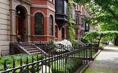 Boston's Best Secret Streets - Bay State Road