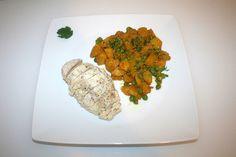 Kartoffel Kokosmilch Curry