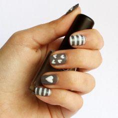 I need grey nail polish...it's just a necessity in my life lol