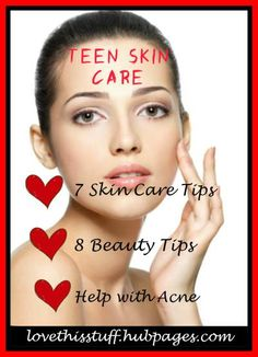 Best beauty secrets for teens