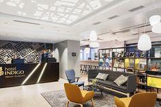 Gallery of Hotel Indigo Helsinki / Arkkitehdit Soini & Horto - 7