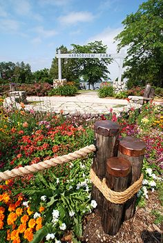Harborview Park in Egg Harbor, Wis. (Courtesy Jeff Larson/myBudgetTravel) From: Coolest Small Towns in America. Click on the photo to nominate your favorite small town for 2014's contest!