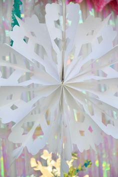 Frozen bday party | Frozen-Birthday-Party-via-Karas-Party-Ideas-KarasPartyIdeas.com-frozen ...