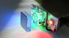 Nuevo proyector LCD basado en ojo compuesto de insectos