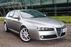 Alfa Romeo 159 Sportwagon (2006 - 2011)