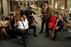 Mad Men Season 1 Episode Photos