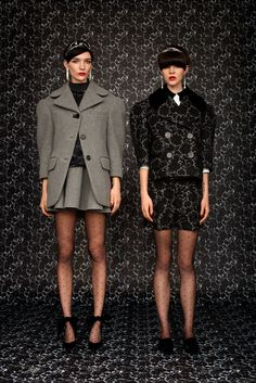 LOUIS VUITTON PRE FALL 2013