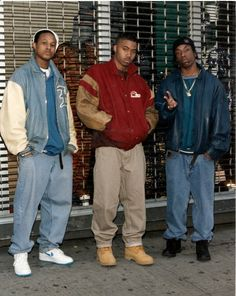Huddy Combs, Nas & Big L