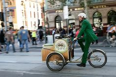 The Planning Observer – Cargo Bikes: Sustainable Delivery of Goods