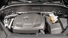 2016 Volvo XC90 - engine