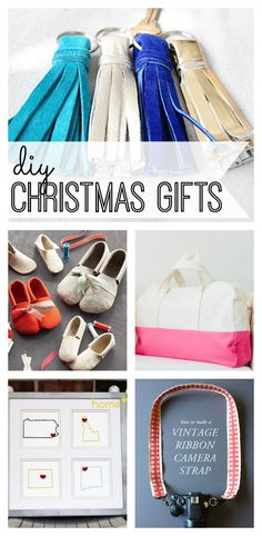 12 DIY Christmas gift ideas that your friends and family will love!