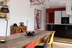 Colombes  Une maison décorée avec beaucoup de goût (6)