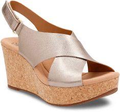 2ea5e42b401d Clarks Annadel Eirwyn Wedge Sandal - Women s Wedge Shoes