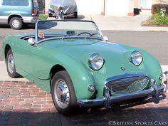 1959 Austin Healey Bugeye                                                                                                                                                                                 More