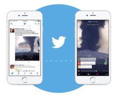 Twitter pusht weiter den Trend Live-Streaming: Periscope-Nutzer können künftig Live-Videos direkt auf Twitter einbinden und ansehen!