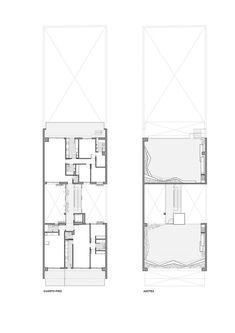 Edificio MZ3268,Cuarto Piso / Planta de Cubierta
