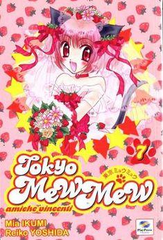 Tokyo Mew Mew, Magical Girl, Shoujo, Faeries, Baby Dolls, Manga, Anime, Art, Art Background