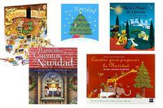 Cuentos navideños para niños  http://www.parabebes.com/revista/5-libros-de-navidad-para-ninos