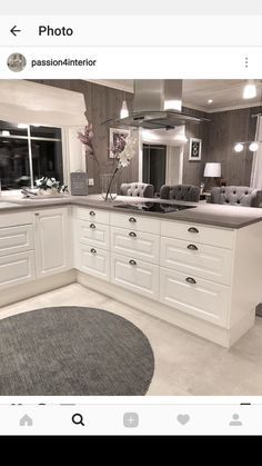 Design & colour ideas The post Design & colour ideas appeared first on Best Pins for Yours - Kitchen Decoration Free Kitchen Design, Kitchen Room Design, Home Decor Kitchen, Kitchen Interior, New Kitchen, Home Kitchens, Dream Kitchens, Kitchen Remodel, Sweet Home