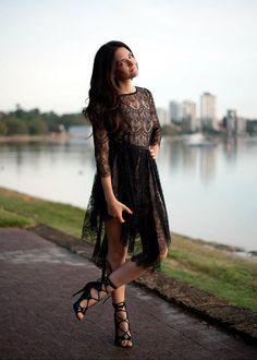 Shop this look on Kaleidoscope (dress) http://kalei.do/XI8SlXIqvZ1Xsf7w