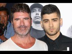 "Simon Cowell apologises for Zayn Malik snub - ""It was meant as a joke"""