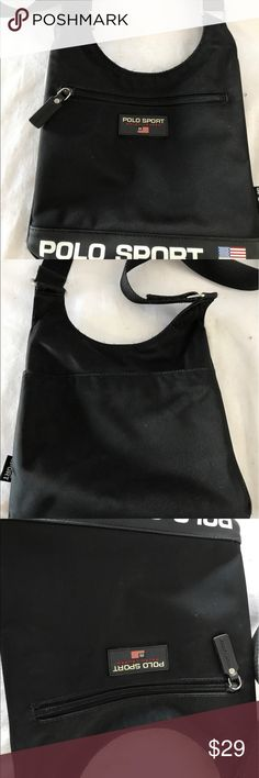 Ralph Lauren crossbody Has gentle used. Ralph Lauren Bags Crossbody Bags
