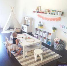Amazing dreamed playroom ideas 03