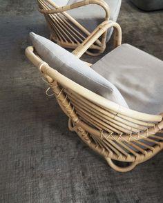 Rattan armchair, Tra