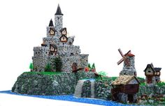 LEGO Robin Hood-Nottingham Castle