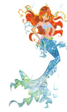 Gaby Winx: Winx Mermaid