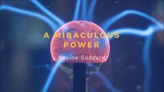 NEVILLE GODDARD - A MIRACULOUS POWER   THE POWER OF IMAGINATION - YouTube Neville Goddard, Miraculous, Imagination, Neon Signs, Youtube, Fantasy, Youtubers, Youtube Movies