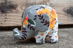 Elephant Softie by jenib320, via Flickr