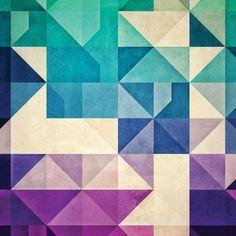 peinture: geometrique
