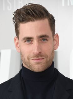 Swag Hairstyles, Hairstyle Ideas, Oliver Jackson Cohen, John David, Olive Skin, Most Handsome Men, Men's Grooming, Good Looking Men, Haircuts For Men