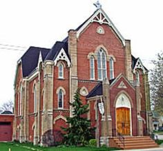 Trinity Church, Aylmer, Ontario, Canada