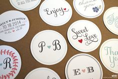 100 Custom Wedding Stickers / Favor Bags / Birthday Stickers / Paper Bags / Wedding Favor / Cookie Bags / Custom Stickers