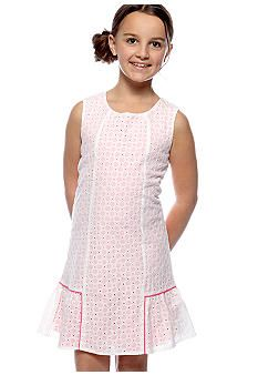 DKNY Girls Dress, Girls Island Day Dress | Designs for DKNY Girls ...