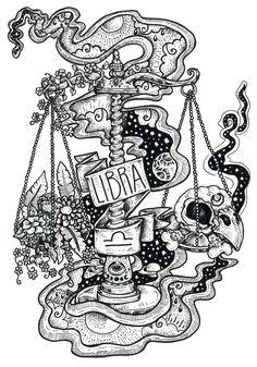 Lunar Eclipse Full Moon in Libra by Aquarius Nation — Bohemian Collective Full Moon In Sagittarius, Libra Art, Libra Love, Zodiac Art, Astrology Zodiac, Zodiac Signs, Astrology Planets, Libra Tattoo, Libra Scale Tattoo